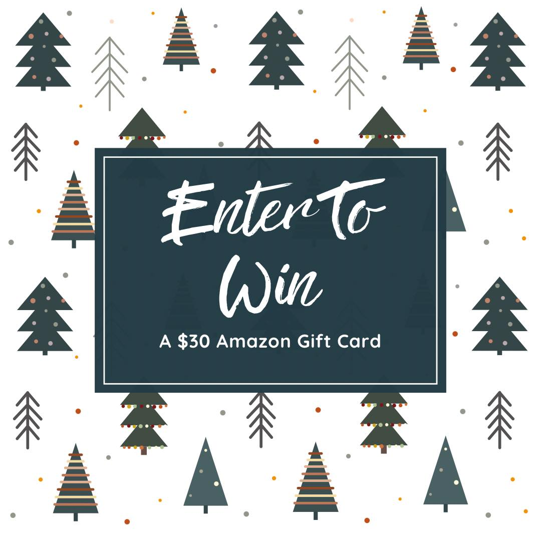 Fight the cold and #WIN a $30 #Amazon #GiftCard #AMREADING