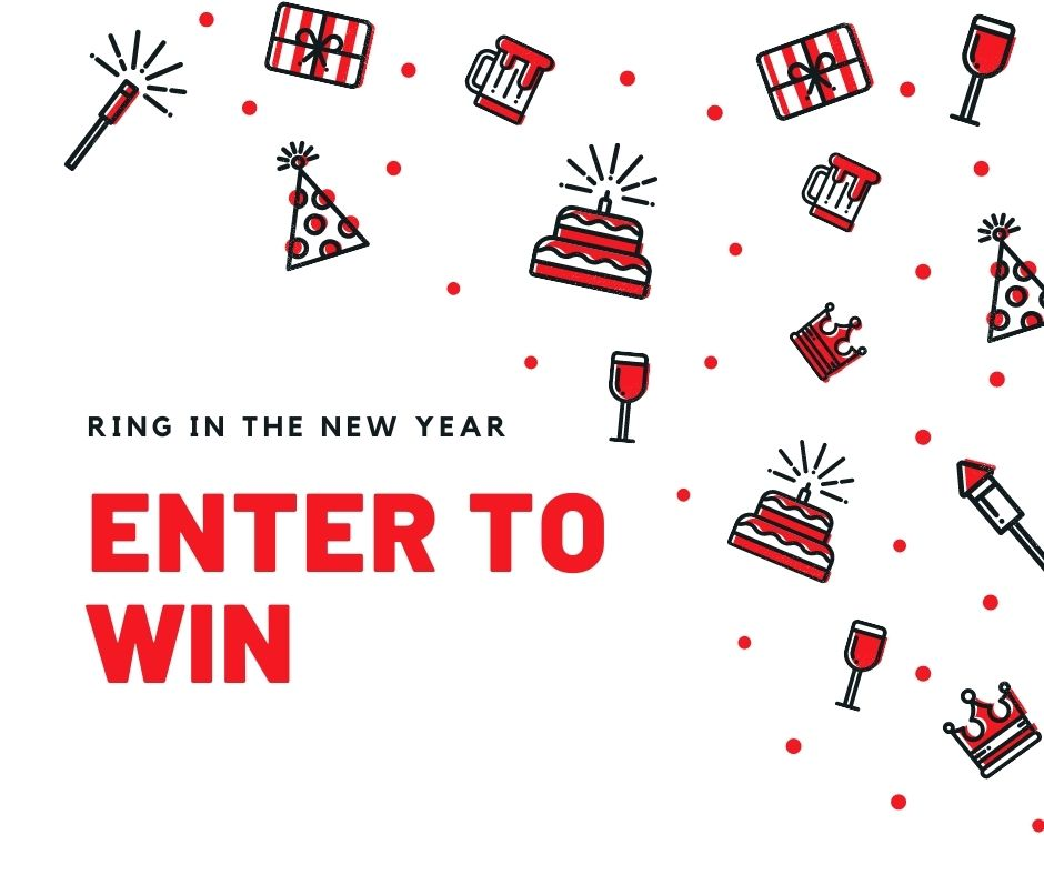 Ring in the #NEWYEAR and #WIN a $30 #Amazon #GIFTCARD