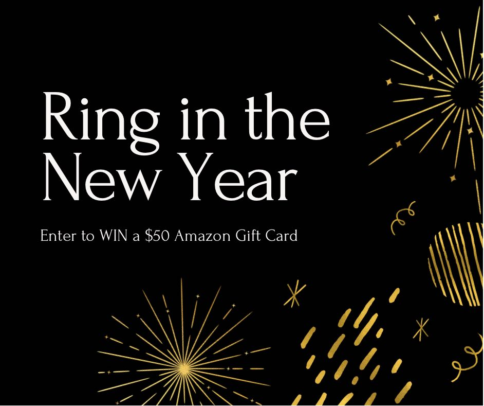Ring in the #NewYear and #WIN $50! #FREEBOOKS #AMAZON #KINDLE